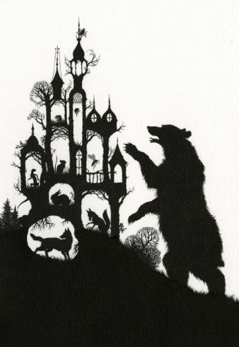 Fairytale animals